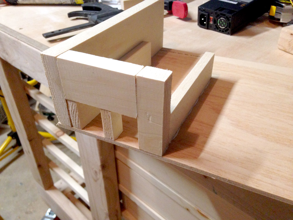 How to Build a Wooden Computer Case for a Workshop Computer