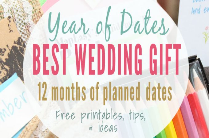 12 Months of Planned & Paid For Dates