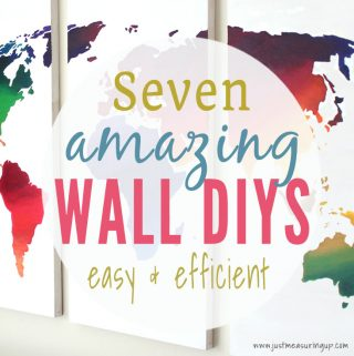 7 Easy DIYs for Your Walls