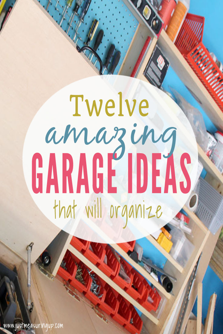 Things Every DIYer Needs in Their Garage for DIY Organization