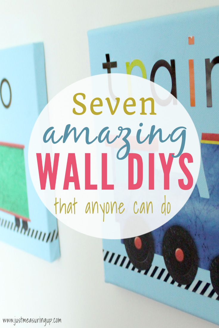 Check out these amazing DIY projects for your walls!