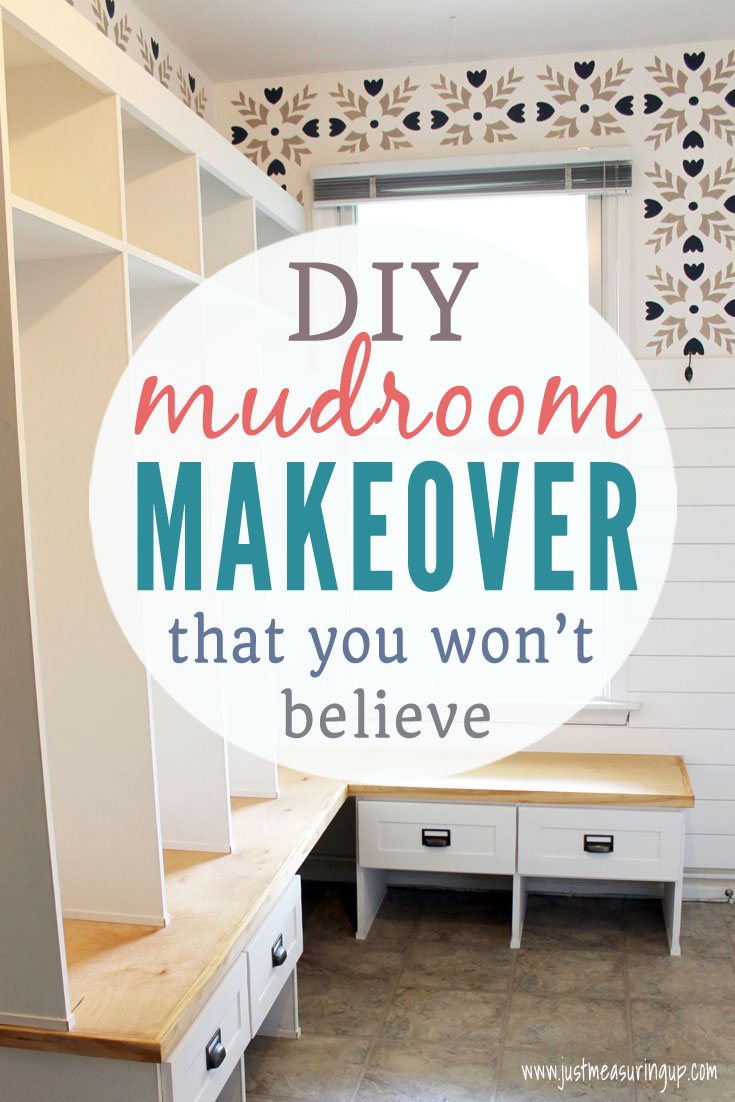 How to makeover your mudroom and entryway area