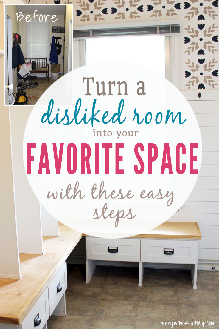 Learn how to make a room in your home look awesome with this printable plan.