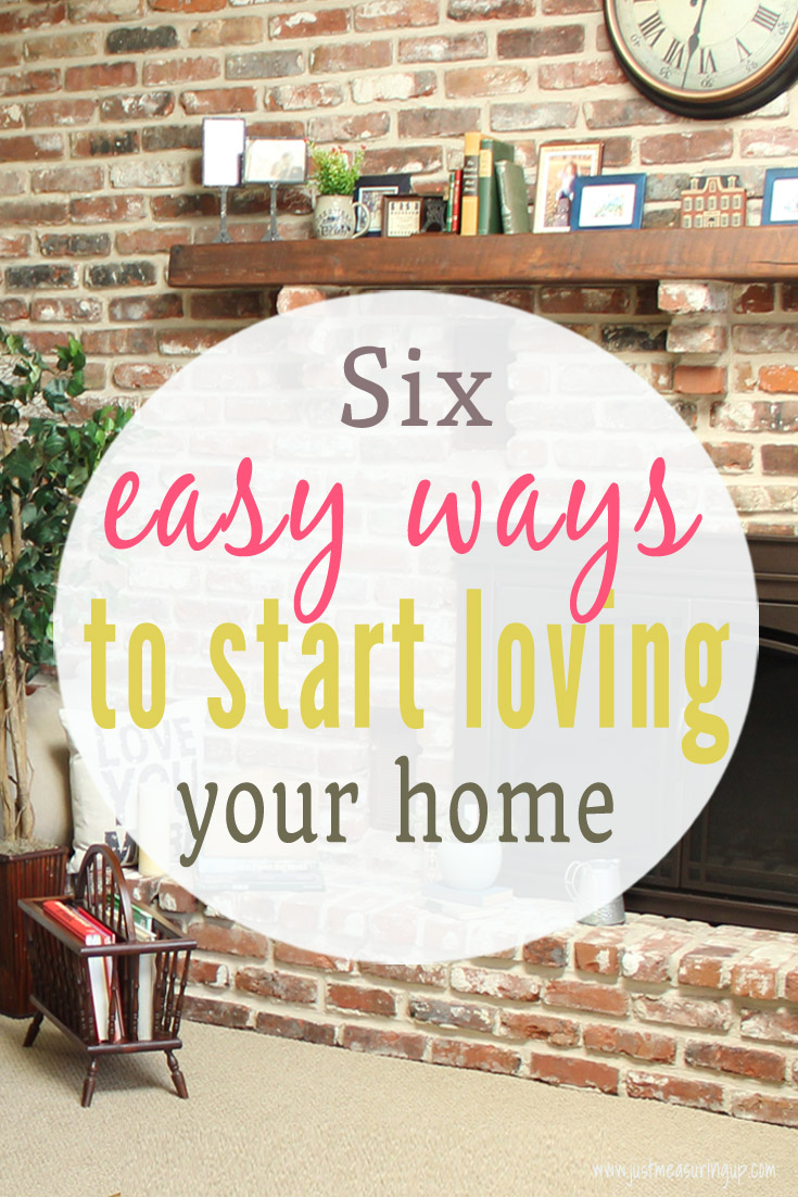 Wall-to-wall fireplace featuring ways to love your home