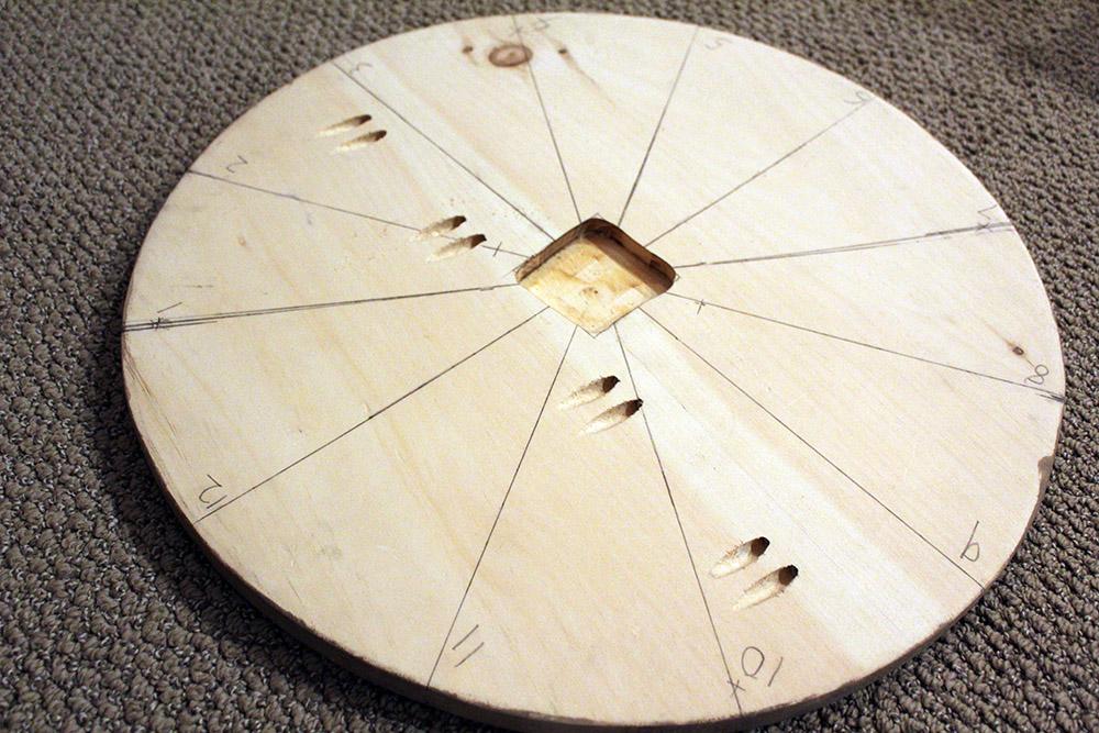 How To Make A Diy Wooden Clock Easy Home Decor Tutorial