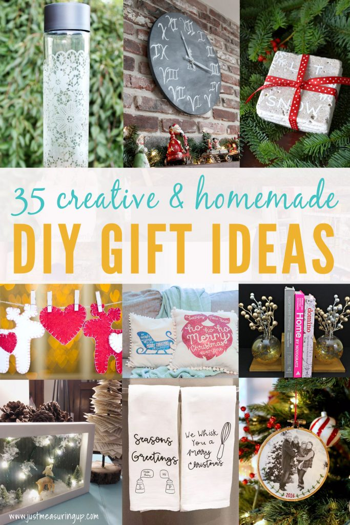Diy Gift Ideas 35 Amazingly Creative Gifts You Can Make