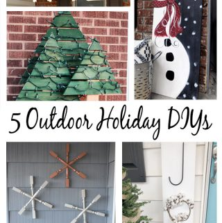 5 Outdoor DIYs that You can Make