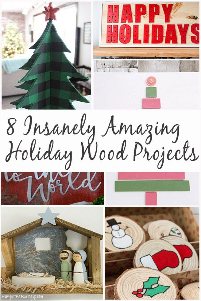 Christmas Wooden DIYs