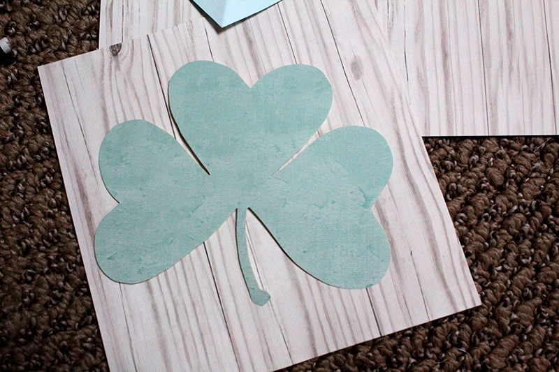 DIY St. Patrick's Day craft decor