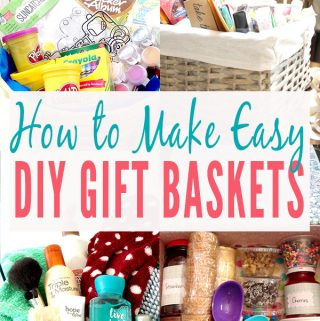 How to Make a Themed DIY Gift Basket