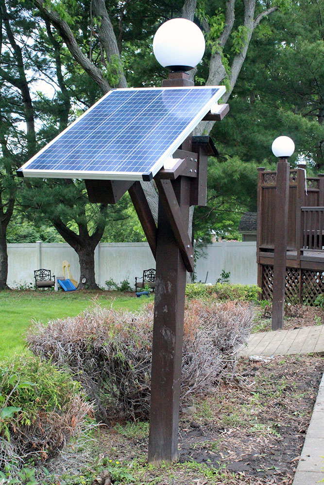 How To Make Solar Outdoor Lights